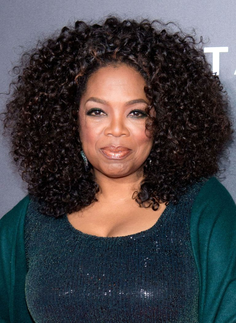 Best Natural Hairstyles - Best Celebrity Natural Hairstyles