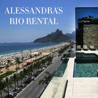"<p>Alessandra opted for a <a href=""https://www.airbnb.com/rooms/9044231"" target=""_blank"">modern beach house</a> for her weeks back in Brazil, choosing a sleek contemporary condo with a private plunge pool killer views. Here's what you can expect from $2,236 per night.</p>"