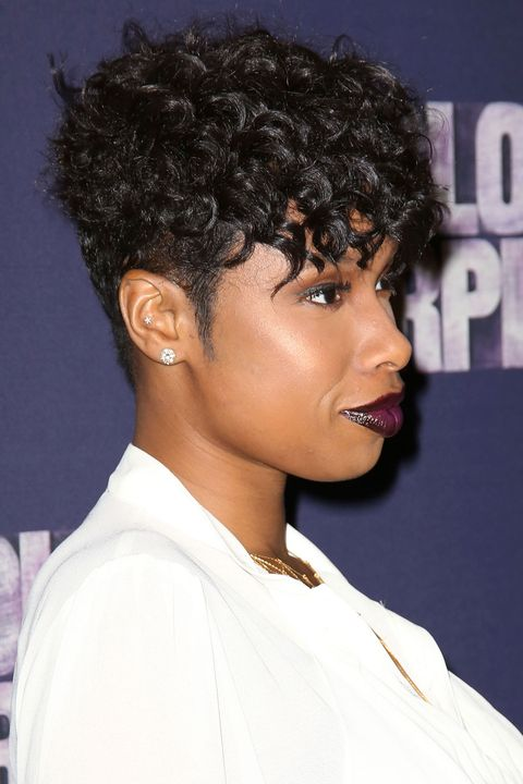 Best Natural Hairstyles Best Celebrity Natural Hairstyles
