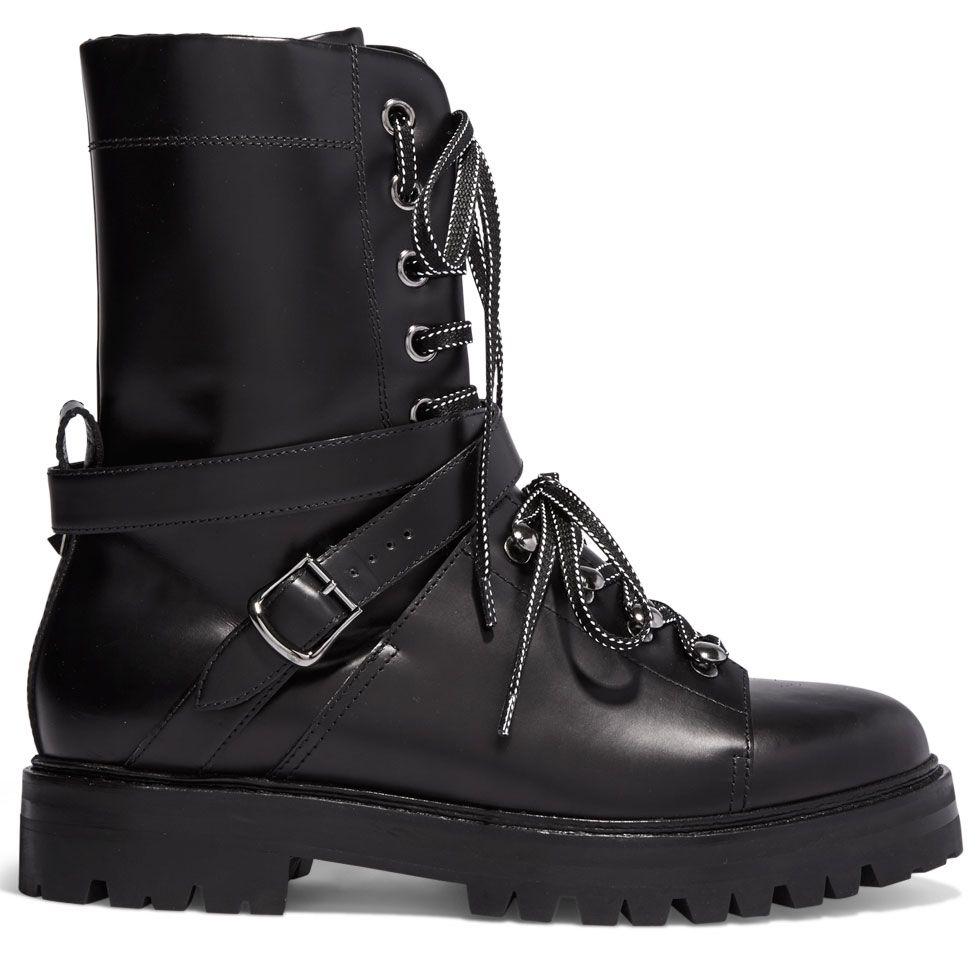 <p><strong>Valentino Garavani </strong>boot, $1,795, 212-355-5811.</p>
