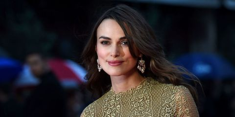 Keira Knightley Has Been Wearing Wigs for Years Due to Hair Loss
