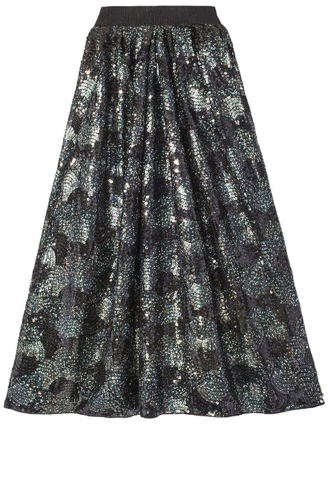 "<p><strong>Marc Jacobs</strong> skirt, $3,800, <a href=""http://www.marcjacobs.com/"" target=""_blank"">marcjacobs.com</a>.</p>"