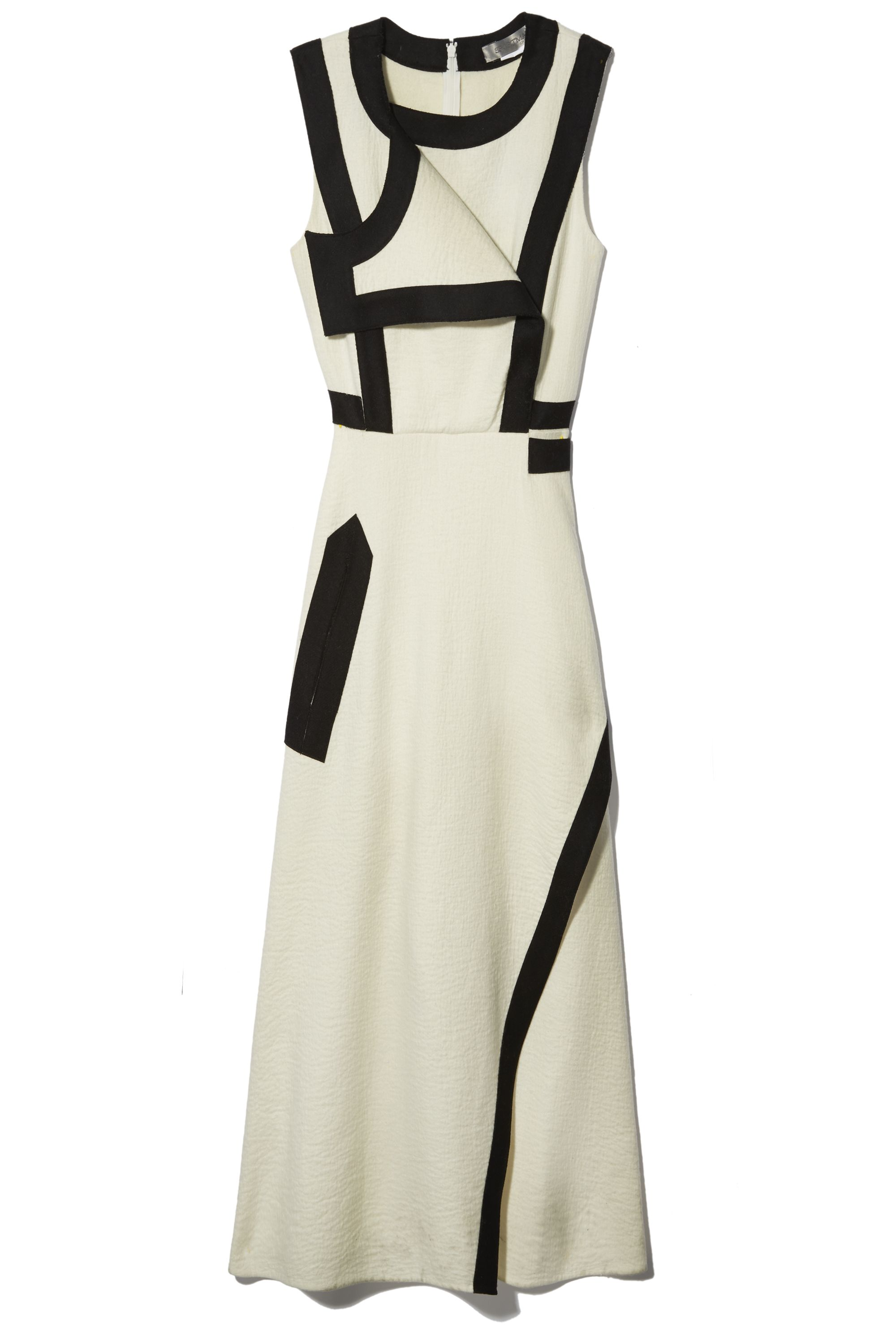 <p><em>Sportmax dress, $1,590, 212-674-1817.</em><em></em></p>