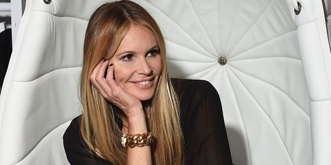 This Is What Elle Macpherson's Supermodel Diet Looks Like