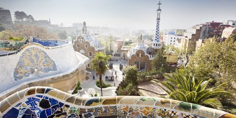 8 Gaudí Masterpieces That Prove Barcelona is Europe's Most Instagrammable City