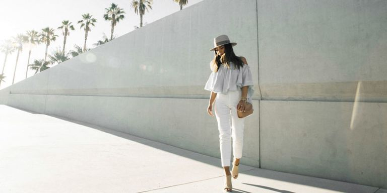 The Secret Tricks Fashion Bloggers Use To Get The Perfect #OOTD Shot