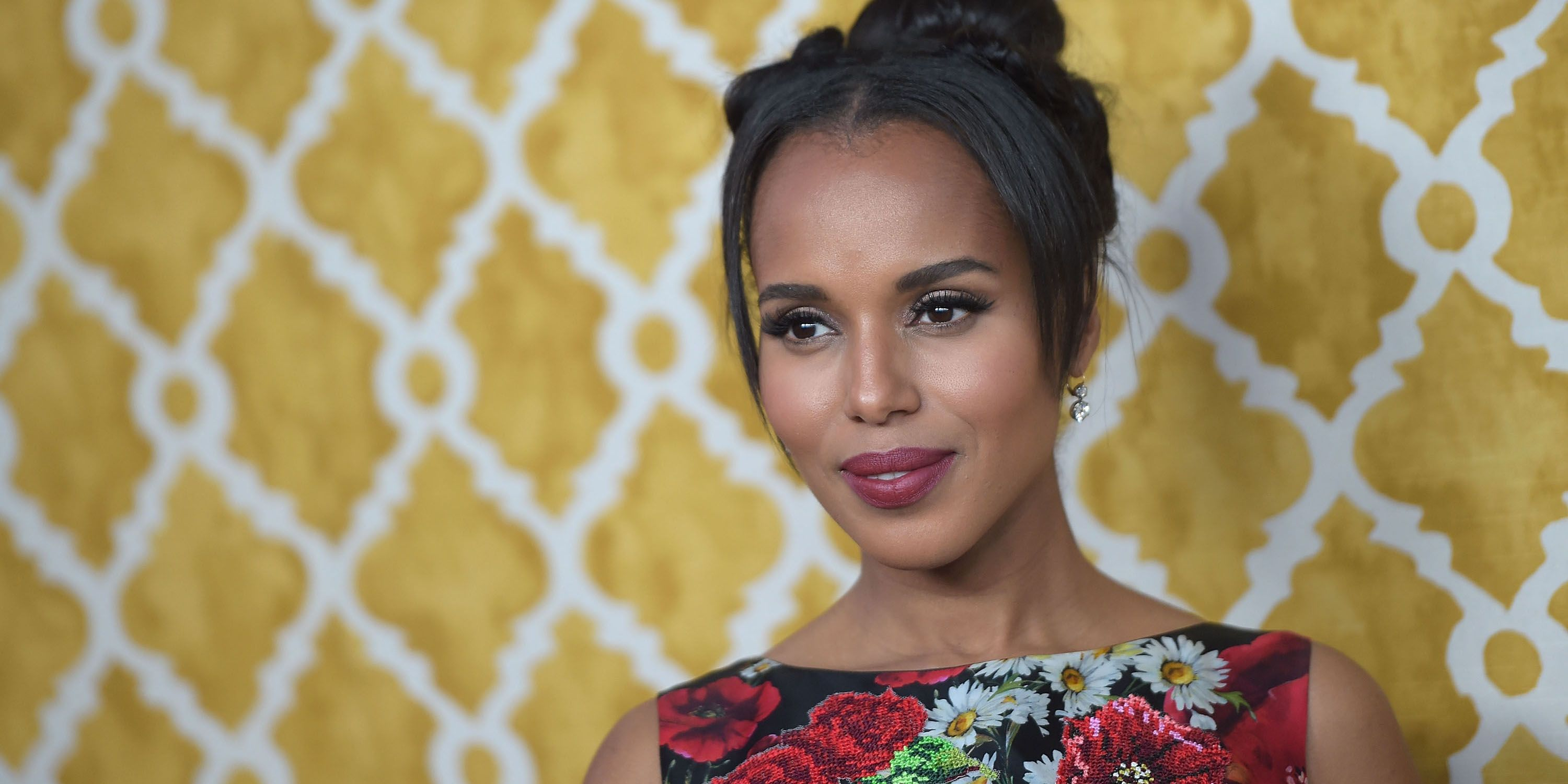 Kerry Washington Casually Reveals Which Superstar Taught Her to Dance