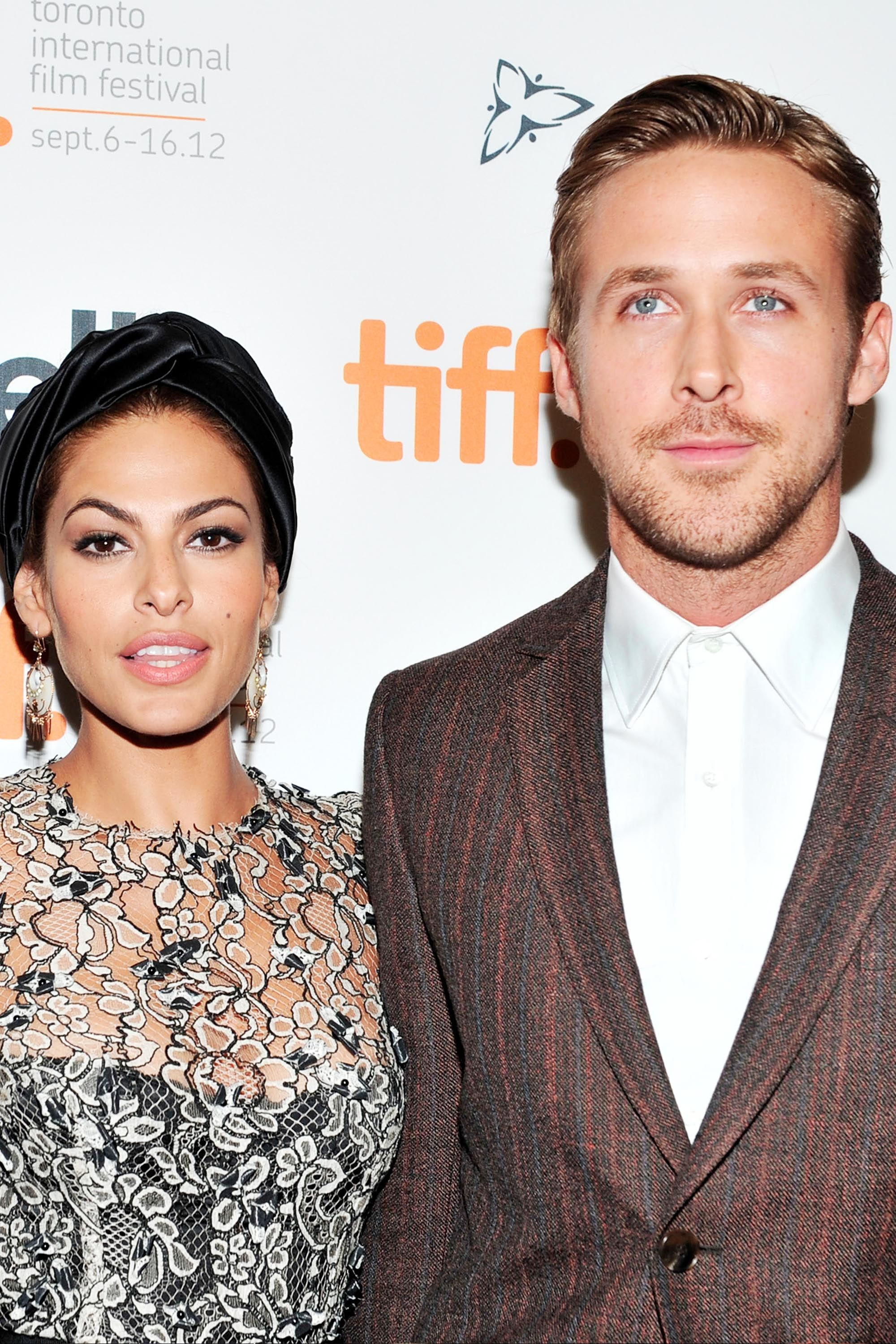 "<p><strong data-redactor-tag=""strong"" data-verified=""redactor""></strong><strong data-redactor-tag=""strong"" data-verified=""redactor"">Where they met: </strong>Sorry, ladies. Gosling met his romantic match in 2011 when he worked with Mendes on <em data-redactor-tag=""em"" data-verified=""redactor"">The Place Beyond the Pines</em>.</p><p><strong data-redactor-tag=""strong"" data-verified=""redactor"">Length of relationship:</strong> The pair have kept their relationship very, very private, but we know they met in 2011 and have since had two daughters, born in 2014 and 2016. Everything else is mostly a mystery with these two. </p><p><strong data-redactor-tag=""strong"" data-verified=""redactor"">Cutest moment: </strong>After the couple's first daughter was born, <a href=""http://www.eonline.com/news/721865/ryan-gosling-gushes-over-girlfriend-eva-mendes-i-know-that-i-m-with-the-person-i-m-supposed-to-be-with"" target=""_blank"">Gosling told</a><a href=""http://www.eonline.com/news/721865/ryan-gosling-gushes-over-girlfriend-eva-mendes-i-know-that-i-m-with-the-person-i-m-supposed-to-be-with""><em data-redactor-tag=""em"" data-verified=""redactor""> </em>E!</a> in a rare share, ""I know that I'm with the person I'm supposed to be with."" As for why? ""She's Eva Mendes,"" Gosling notes. ""There's nothing else I'm looking for.""</p>"