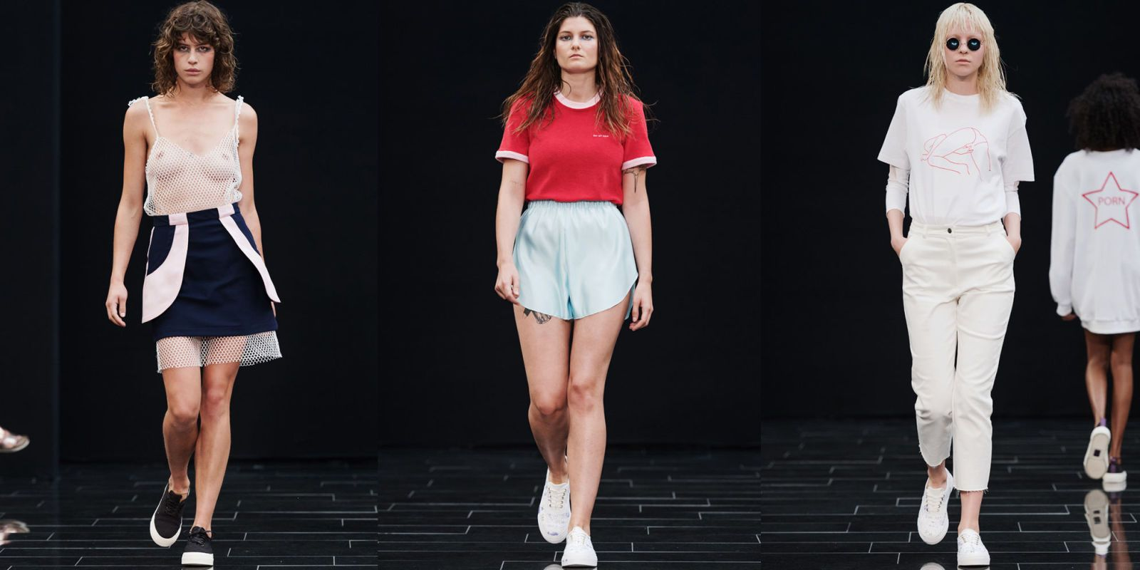 Stockholm Fashion Week Gives a Nod to Porn