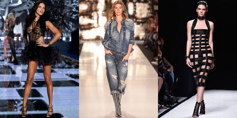 Clothing, Footwear, Leg, Event, Shoulder, Pattern, Dress, Fashion model, Textile, Fashion show,