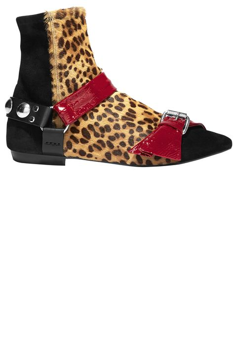 """<p><strong data-redactor-tag=""""strong"""" data-verified=""""redactor"""">Isabel Marant </strong>boots, $885,&nbsp;212-219-2284.<span class=""""redactor-invisible-space""""></span></p>"""