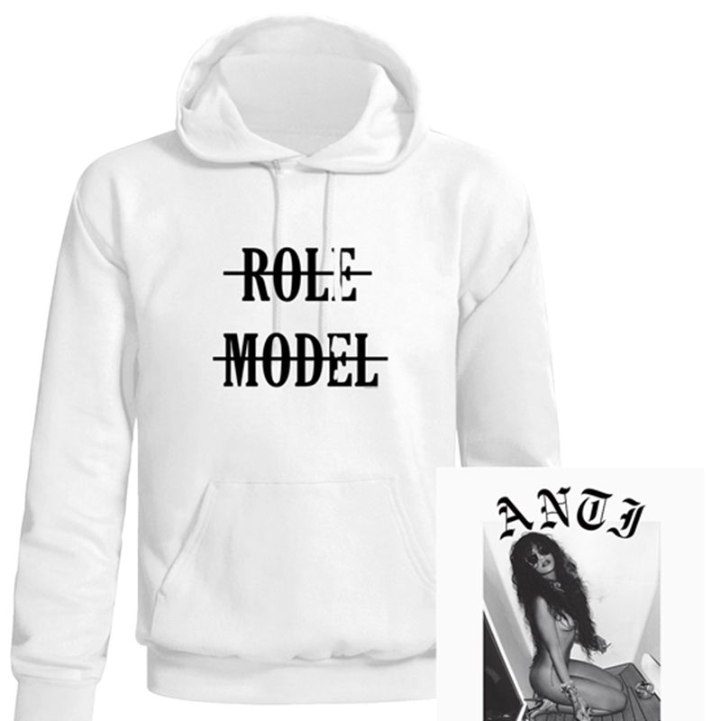 "<p><strong data-redactor-tag=""strong"" data-verified=""redactor"">Rihanna</strong> ANTI World Tour sweatshirt, $70, <a href=""https://rihanna.shop.livenation.com/product/FXCMRIH68902/rihanna-role-model-pullover-hooded-sweatshirt?cp=null"" target=""_blank"">rihanna.shop.livenation.com</a>.&nbsp&#x3B;</p>"