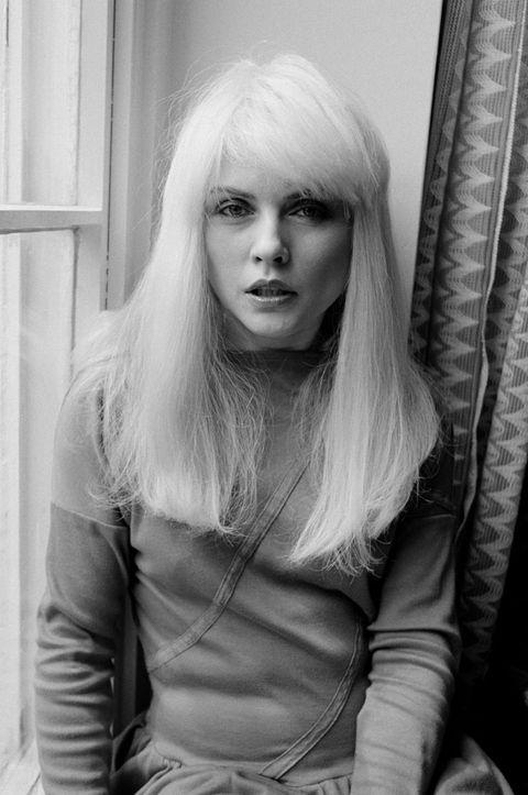 <p>Debbie Harry, 1979</p>