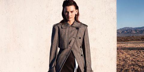 Coat, Dress shirt, Collar, Sleeve, Textile, Outerwear, Style, Formal wear, Blazer, Fashion,