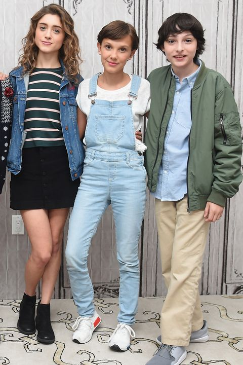 56fbe2507fd5 Stranger Things' Millie Bobby Brown Is Your Next Fashion Obsession ...
