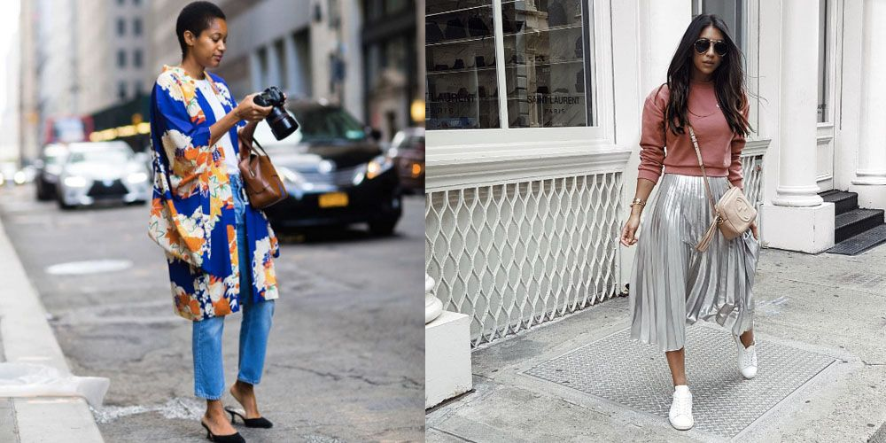 7 Fashion Blogger Outfits To Copy From Instagram This Week Nyfw Edition