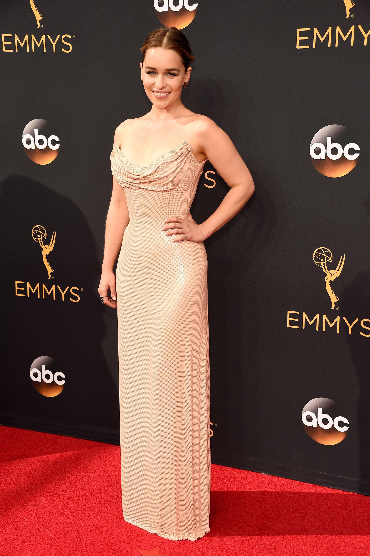 Best Red Carpet Dresses at 2016 Emmy Awards - Red Carpet Looks at ...
