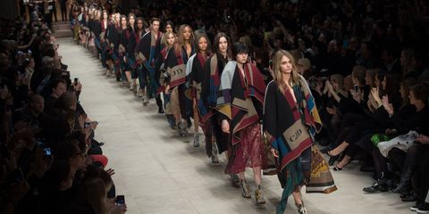 Burberry to Open London Fashion Week's Most Stylish Cafe