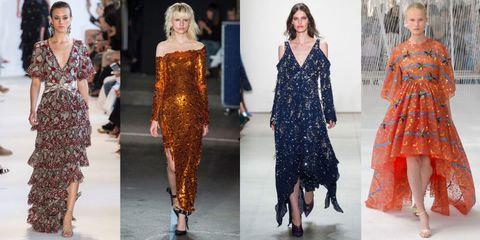 The Red Carpet Edit: NYFW's Best Gowns