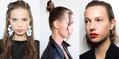 Hair, Head, Ear, Lip, Hairstyle, Skin, Eyelash, Chin, Forehead, Eyebrow,
