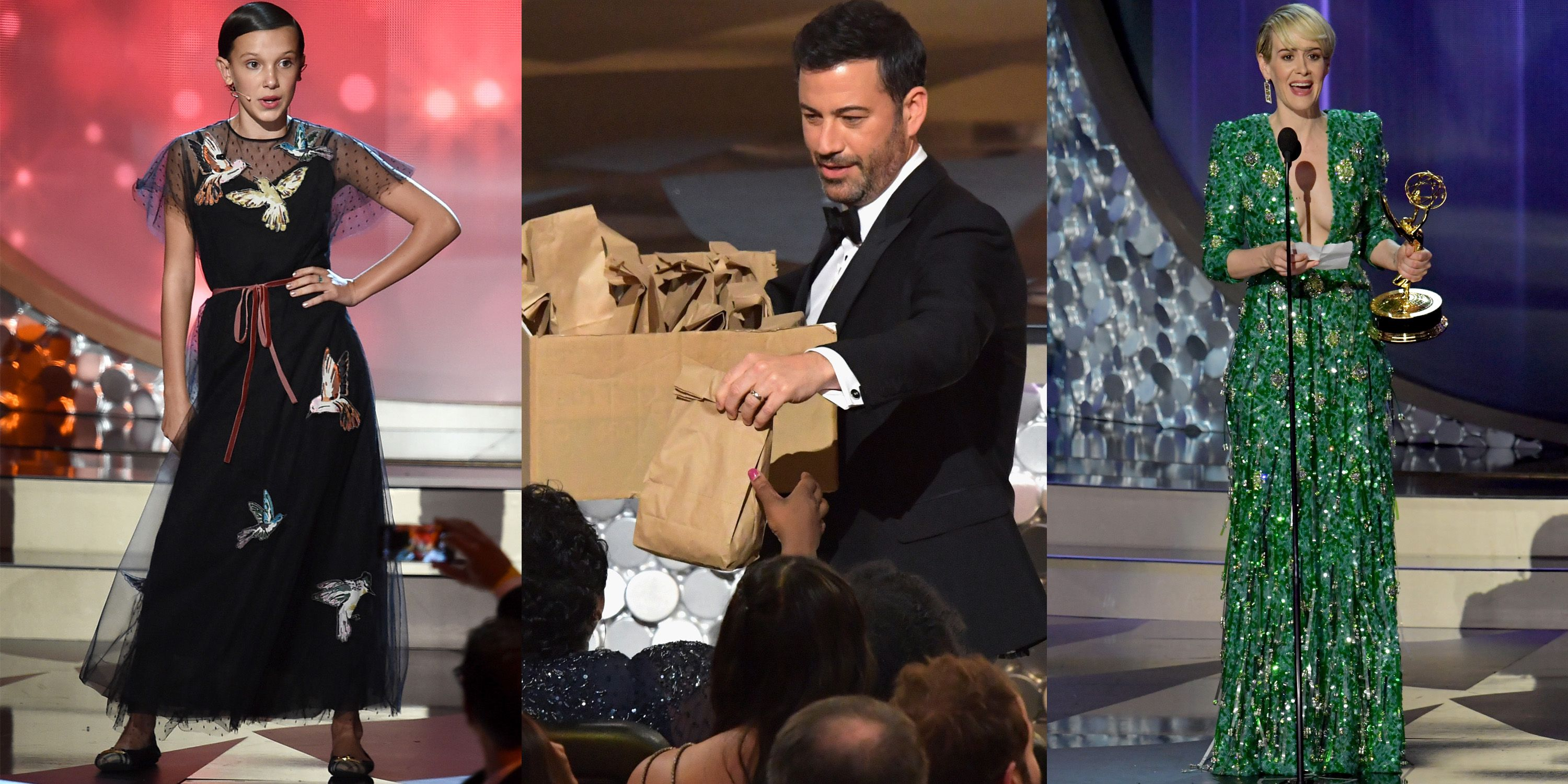 The Best Moments at the 2016 Emmy Awards - Emmys 2016 Recap