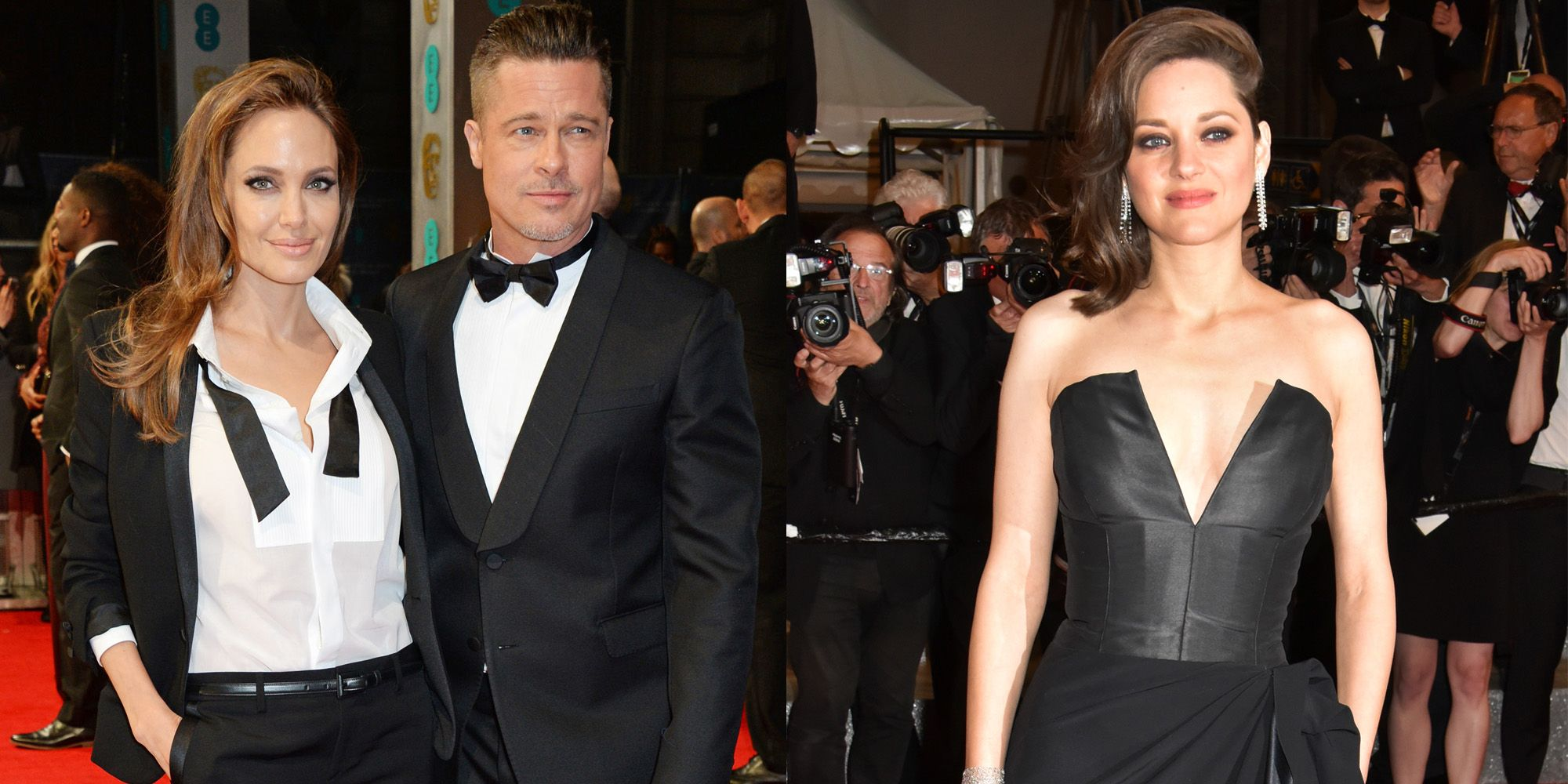 Brad Pitt Reportedly Had An Affair With Marion Cotillard