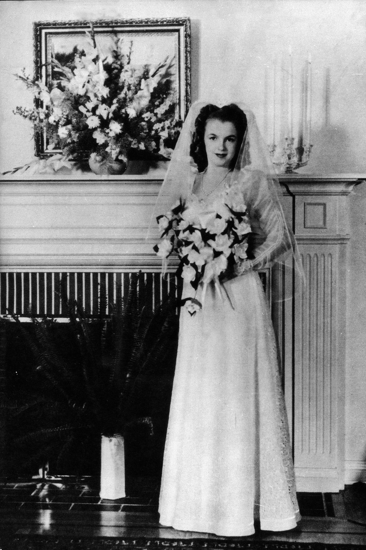 50 Iconic Celebrity Wedding Dresses
