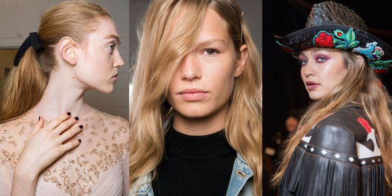 The Best Beauty Looks From NYFW Spring 2017