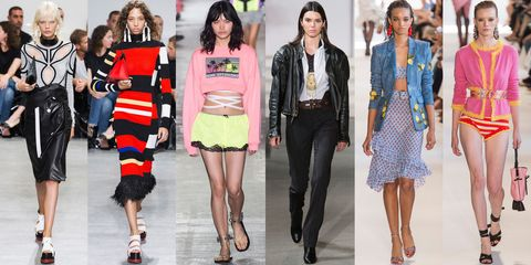 58dcc0da80 Spring 2017 Fashion Trends From NYFW - Spring 2017 Runway Fashion Trends