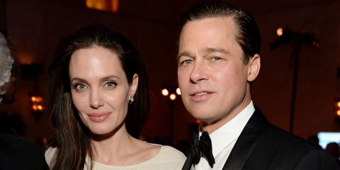 Twitter Is Losing It Over the Brad Pitt and Angelina Jolie Divorce News