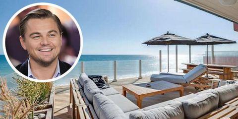 See Inside Leonardo Dicaprio's $11 Million Malibu home
