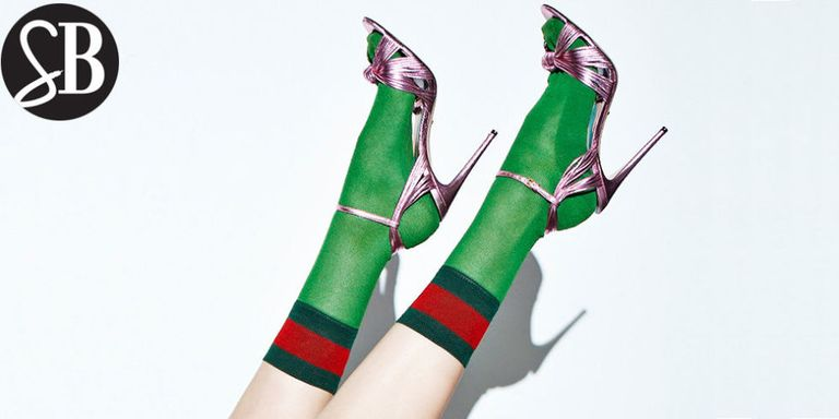 The Hero: A Gucci Shoe Obsession
