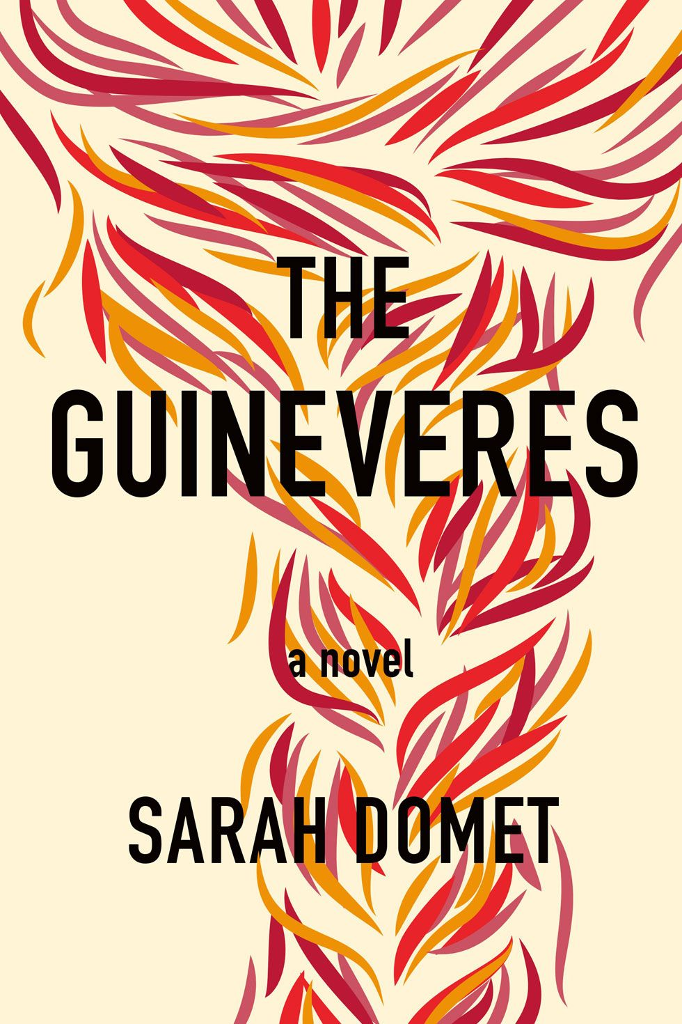 "<p>          Though they all bear the name Guinevere, each of the four heroines of Domet's thoughtful and dazzling debut novel is remarkably distinct from the others. Gwen, Win, Vere, and Ginny are the parentless wards of the Sisters of the Supreme Adoration. When four wounded war soldiers suddenly arrive at the convent, they inspire the girls to seek escape from the nuns, confinement and the youth they are so desperate to leave behind.<span class=""redactor-invisible-space"" data-verified=""redactor"" data-redactor-tag=""span"" data-redactor-class=""redactor-invisible-space""></span></p><p><em data-redactor-tag=""em"" data-verified=""redactor"">The Guineveres </em><span class=""redactor-invisible-space"" data-verified=""redactor"" data-redactor-tag=""span"" data-redactor-class=""redactor-invisible-space"">by Sarah Domet</span><span class=""redactor-invisible-space"" data-verified=""redactor"" data-redactor-tag=""span"" data-redactor-class=""redactor-invisible-space"">, $22, <a href=""https://www.amazon.com/Guineveres-Novel-Sarah-Domet/dp/1250086612"" target=""_blank"">amazon.com</a> on October 4.</span><br></p><p><span class=""redactor-invisible-space"" data-verified=""redactor"" data-redactor-tag=""span"" data-redactor-class=""redactor-invisible-space""><span class=""redactor-invisible-space"" data-verified=""redactor"" data-redactor-tag=""span"" data-redactor-class=""redactor-invisible-space""></span></span></p>"