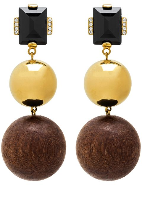 "<p>Marni earrings, $450, <a href=""http://marni.com"" target=""_blank"">marni.com</a>.</p>"