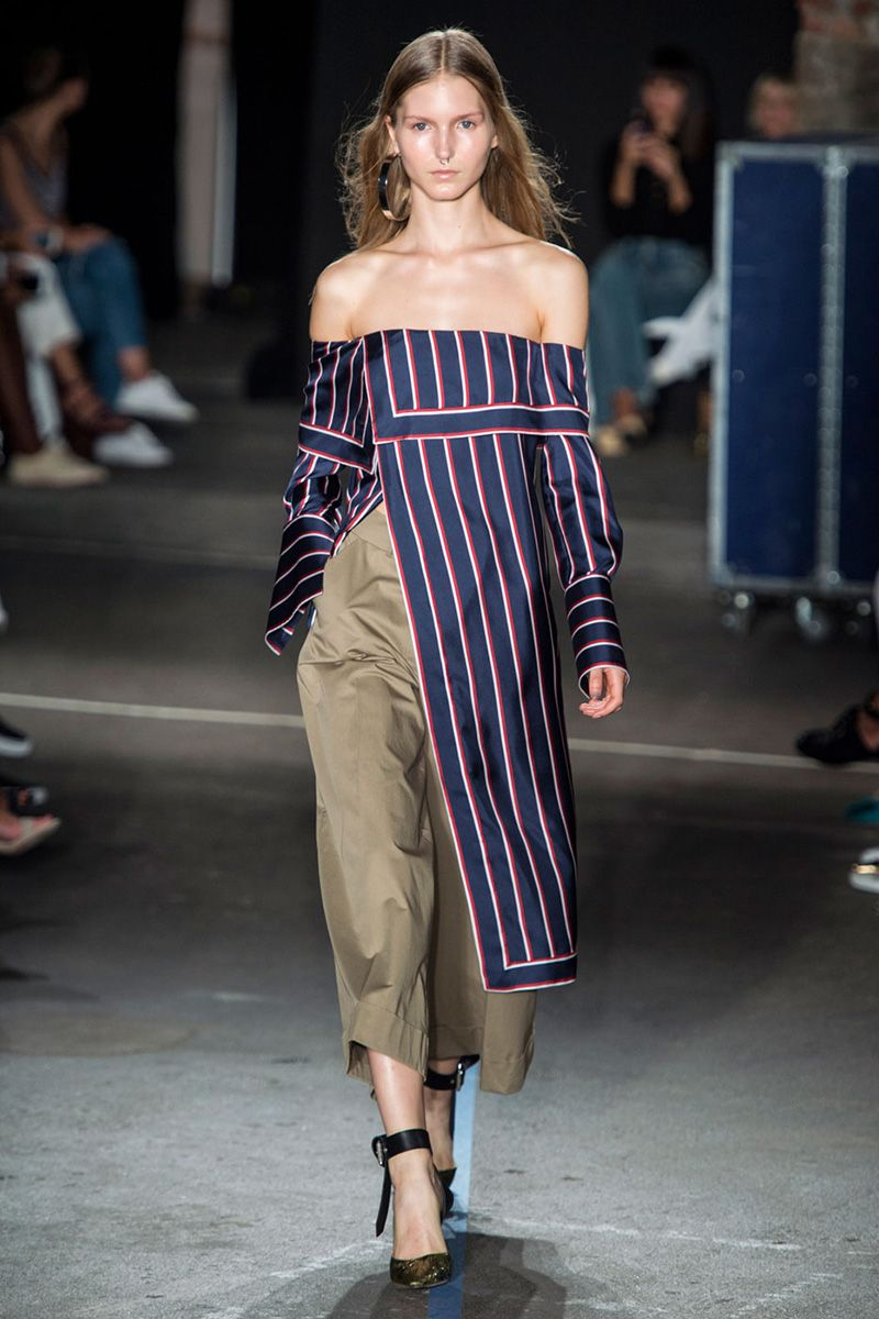 af6ce423860e Spring 2017 Fashion Trends From NYFW - Spring 2017 Runway Fashion Trends