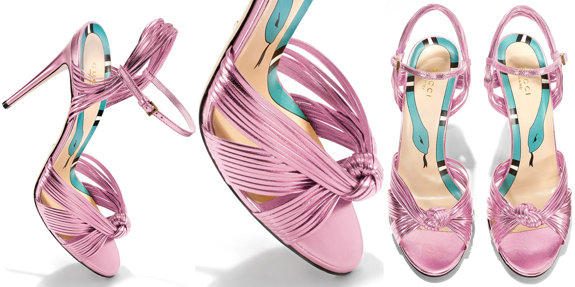 """<p>""""Alessandro Michele has a gift for romance. This Gucci heel—in the prettiest, metallic pink —offers a modern take on femininity. I love that it feels at once classic and cool.""""—<span class=""""redactor-invisible-space"""" data-redactor-tag=""""span"""" data-redactor-class=""""redactor-invisible-space"""" data-verified=""""redactor""""><strong data-redactor-tag=""""strong"""">Nicole Fritton, Fashion Market & Accessories Director, on her Hero pick</strong></span><span class=""""redactor-invisible-space"""" data-verified=""""redactor"""" data-redactor-tag=""""span"""" data-redactor-class=""""redactor-invisible-space""""></span></p>"""