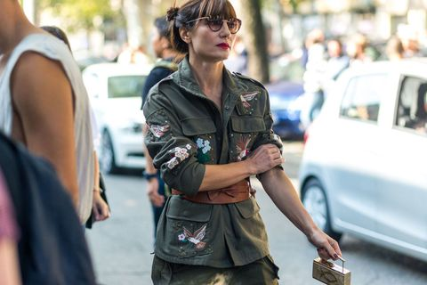 Eyewear, Road, Street, Bag, Street fashion, Sunglasses, Luggage and bags, Goggles, Snapshot, Vehicle door,
