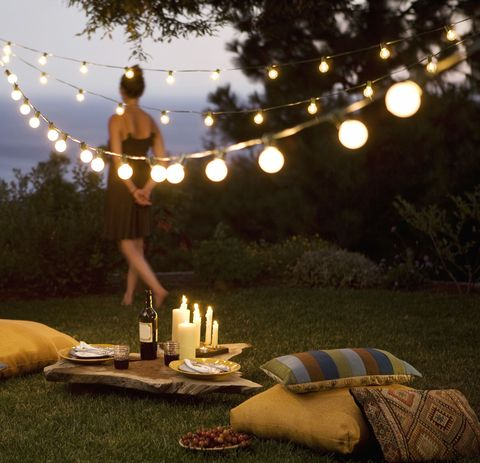 "<p>Play up your surroundings by choosing an unpredictable place to hold your dinner party. Think a nighttime picnic or a seaside affair. <a href=""http://www.harpersbazaar.com/culture/travel-dining/a17291/open-fire-cooking/"" target=""_blank"">Chef Francis Mallmann</a>, who is known for bringing his cuisine into unconventional places, advises to go out and leave the normal behind. ""It's all about being made to <em data-redactor-tag=""em"" data-verified=""redactor"">feel</em> with your surroundings and bringing about different visuals and colors. Allow the romance of your setting to overtake you."" </p>"