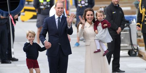 Kate Middleton Outfits From Royal Tour In Canada Photos