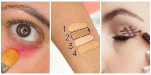 15 of the Most Popular Makeup Hacks on Pinterest