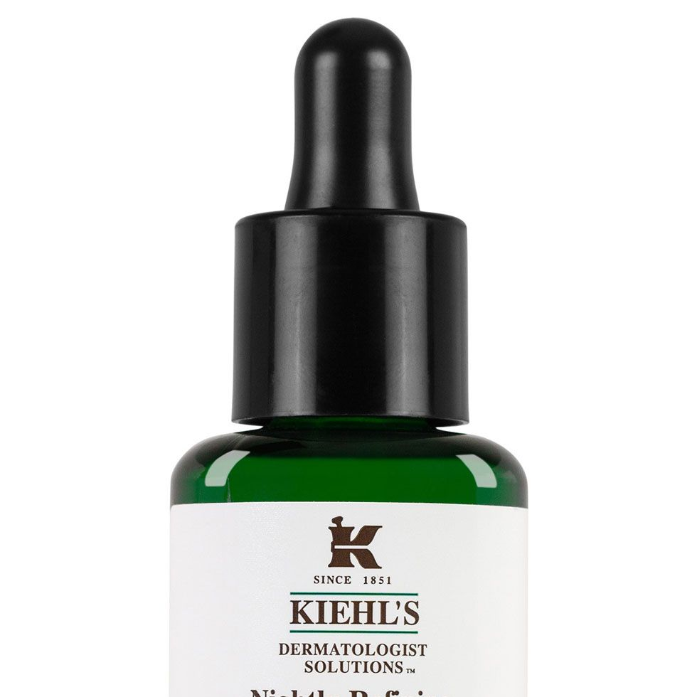 "<p>This nightly serum gently exfoliates skin while you sleep.&nbsp&#x3B;Just pat a few drops onto your face as part of your nighttime routine (you can layer this under other serums or creams). It doesn't sting or tingle.&nbsp&#x3B;Instead, you'll just wake up looking just a little glowier, not redder.&nbsp&#x3B;</p><p><strong data-redactor-tag=""strong"" data-verified=""redactor"">Kiehl's</strong> Nightly Refining Micro-Peel Concentrate, $54, <a href=""https://www.kiehls.com/innovations-nightly-refining-facial-peel"">Kiehl's.com</a></p>"