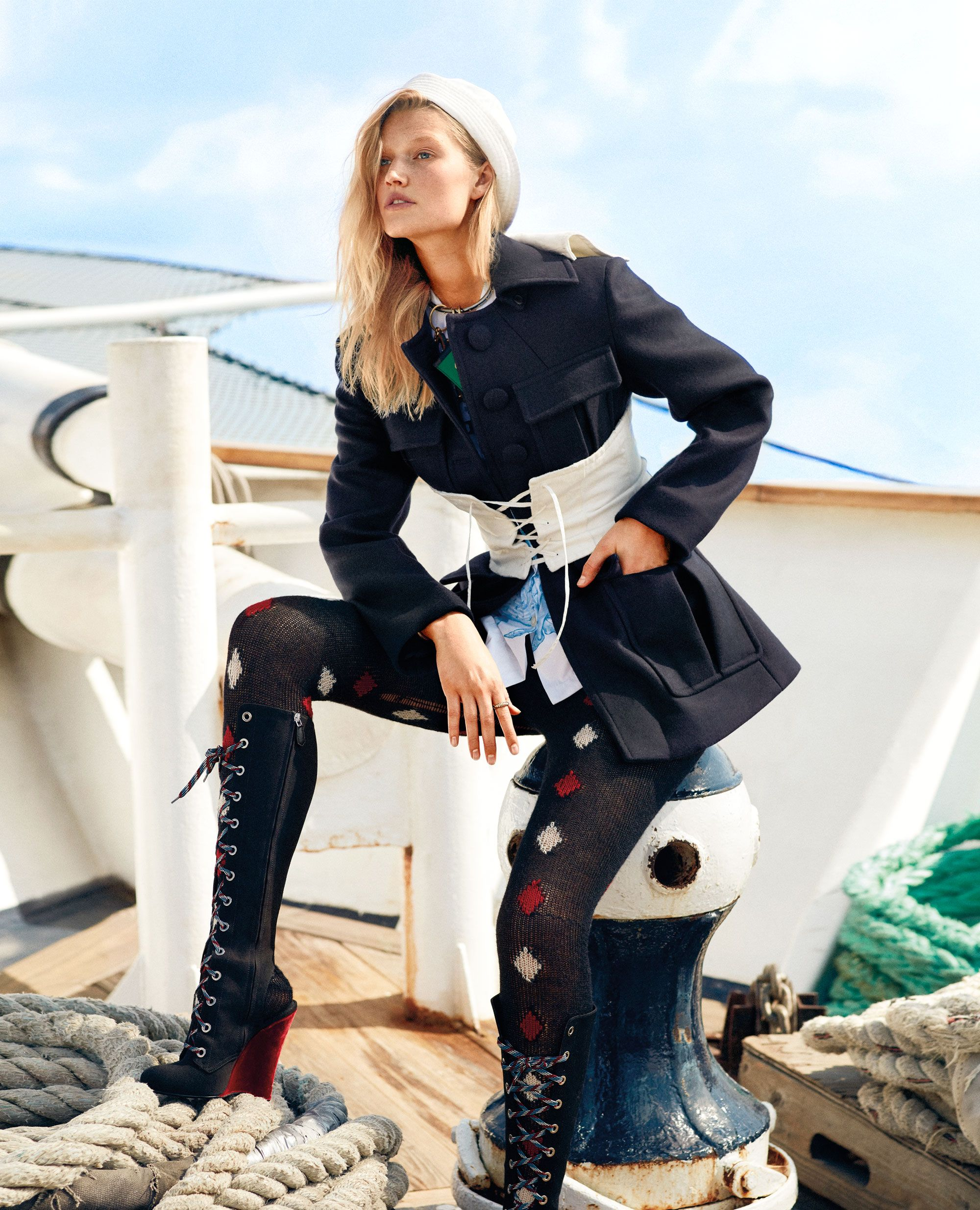 63a300b34f066 Nautical Pieces to Buy for Fall - Best Nautical Fall Fashion