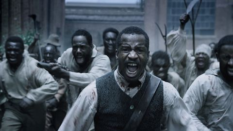 "<p>Based on the true story of&nbsp;Nat Turner's 1831 slave rebellion in Virginia, <em data-redactor-tag=""em"" data-verified=""redactor"">The&nbsp;</em><i data-redactor-tag=""i"">Birth of a Nation</i>&nbsp;follows a young Turner (Nate Parker) as he trains to become a preacher, ventures across the nation to preach, realizes just how widespread and violent slavery has become&nbsp;and ultimately takes action. Armie Hammer, Aja Naomi King, and Gabrielle Union also star in the film, which is the most expensive ever sold at Sundance Film Festival.</p><p>Watch the trailer&nbsp;<a href=""https://www.youtube.com/watch?v=i18z1EQCoyg"" target=""_blank"">here</a>.</p>"