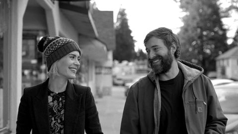 "<p>Sarah Paulson and Mark Duplass star as former&nbsp;high school sweethearts who unexpectedly reconnect at a convenience store in their hometown. The film premiered at the Toronto Film Festival last month and was purchased by Netflix, who will stream the film on October 11 following its&nbsp;release in theaters..</p><p>Watch the trailer <a href=""https://www.youtube.com/watch?v=6QJ9H4615lM"" target=""_blank"">here</a>.</p>"