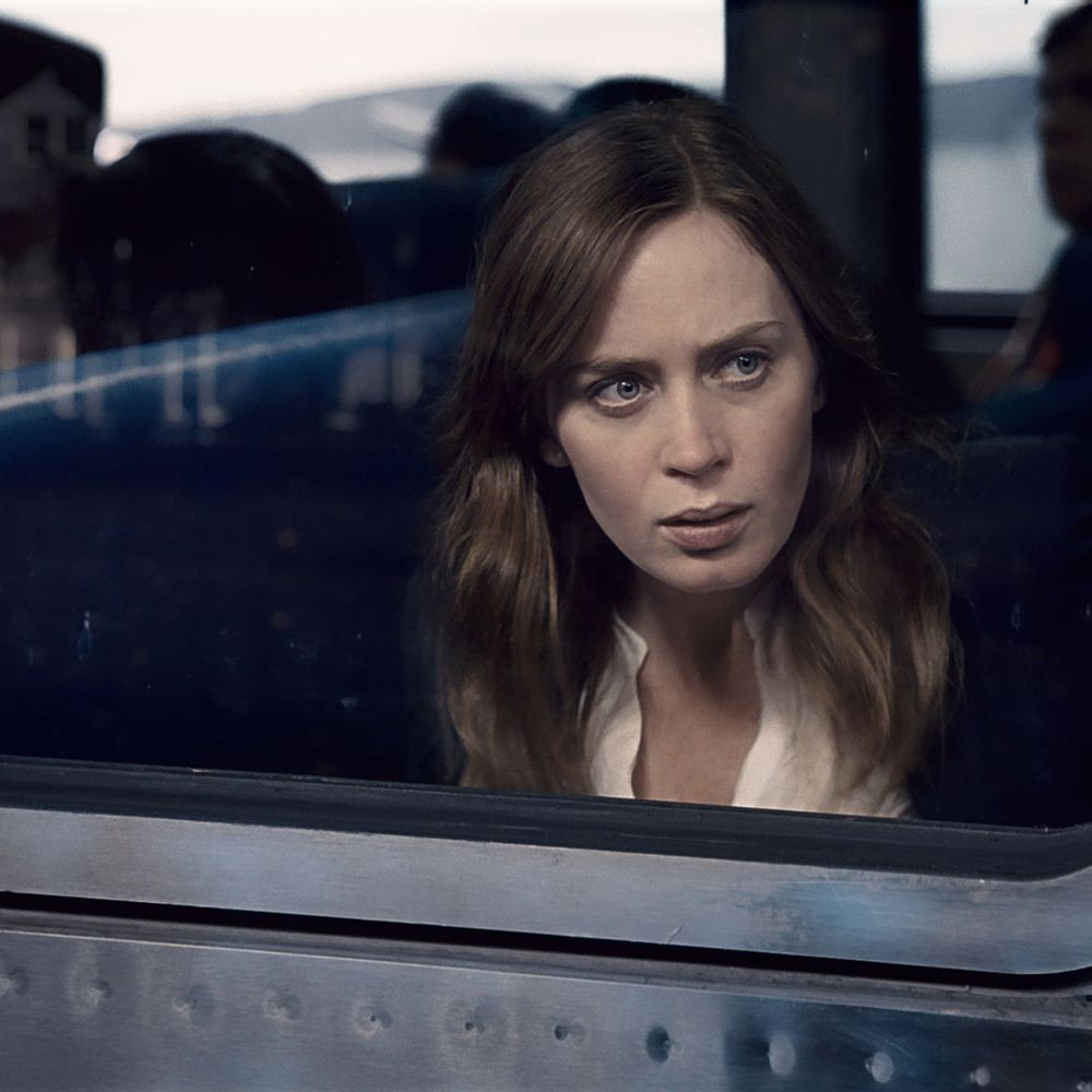 "<p>Rachel Watson (Emily Blunt) observes a neighboring couple daily from her&nbsp&#x3B;commuter train. But when she witnesses a combative encounter between them, she becomes entangled in the investigation of the woman's disappearance. The film also stars Justin Theroux, Haley Benne, and Lisa Kudrow and is based on Paula Hawkins's best-selling <a href=""https://www.amazon.com/Girl-Train-Paula-Hawkins/dp/1594634025/ref=sr_1_1?ie=UTF8&amp&#x3B;qid=1475023945&amp&#x3B;sr=8-1&amp&#x3B;keywords=girl+on+the+train+paperback"" target=""_blank"">novel of the same name</a>.</p><p>Watch the trailer <a href=""https://www.youtube.com/watch?v=l5_Iiu_uWI8"" target=""_blank"">here</a>.</p>"