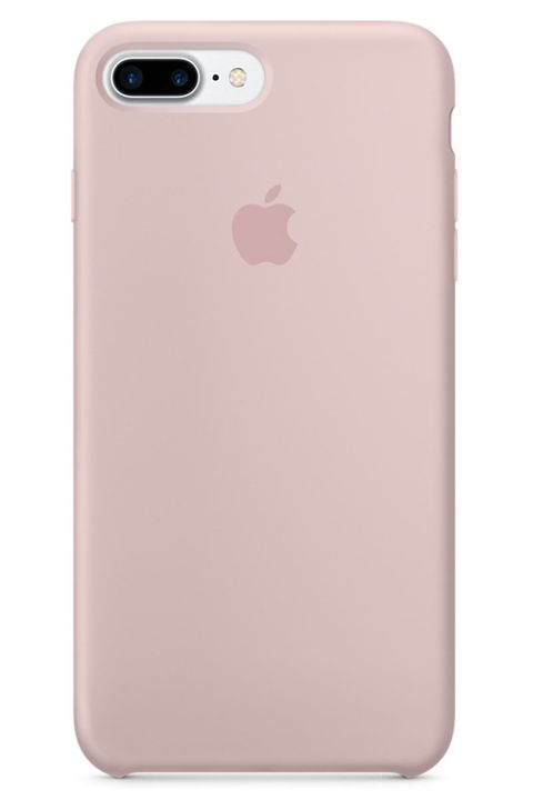 "<p><strong data-redactor-tag=""strong"" data-verified=""redactor"">Apple&nbsp;</strong>case (available for iPhone 7 and 7 Plus), $39, <a href=""http://www.apple.com/shop/product/MMT02ZM/A/iphone-7-plus-silicone-case-pink-sand?fnode=99"" target=""_blank"">apple.com</a>.</p>"
