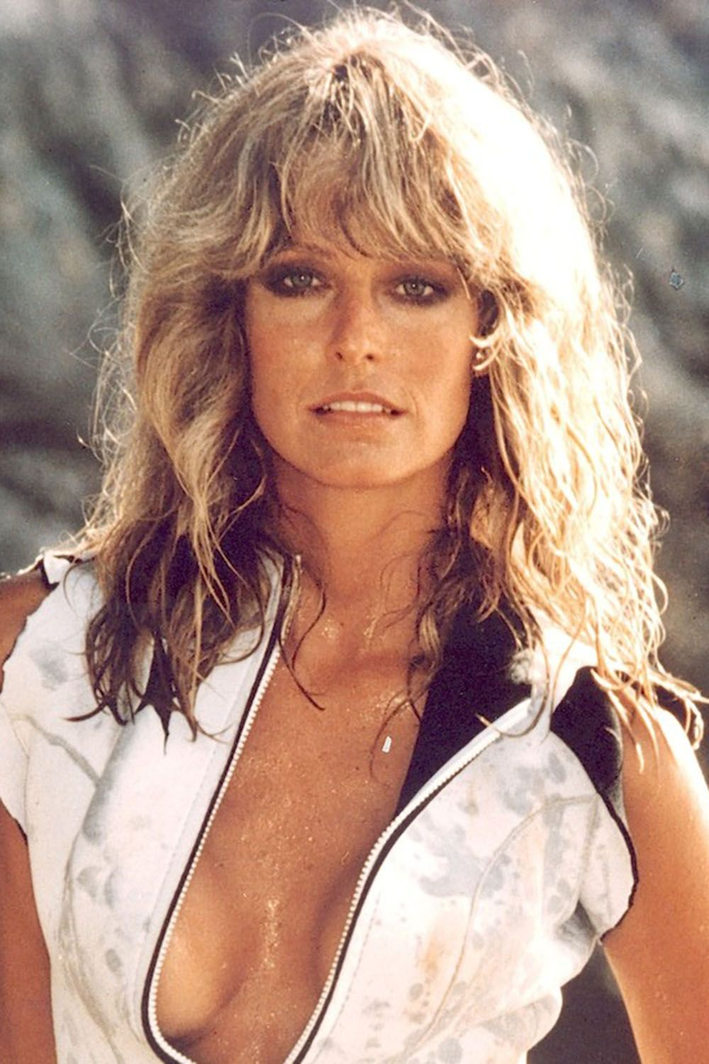 How To Cut Farrah Fawcett Haircut Haircuts Models Ideas