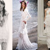 """<p>Sheer details, delicate beading and edgy cutouts elevate a vintage fabric (like fine laces)&nbsp&#x3B;to&nbsp&#x3B;new&nbsp&#x3B;heights.&nbsp&#x3B;<strong data-redactor-tag=""""strong"""">Elie&nbsp&#x3B;Saab&nbsp&#x3B;</strong><strong data-redactor-tag=""""strong"""">Bridal&nbsp&#x3B;</strong><span class=""""redactor-invisible-space"""" data-verified=""""redactor"""" data-redactor-tag=""""span"""" data-redactor-class=""""redactor-invisible-space"""">Look&nbsp&#x3B;16&nbsp&#x3B;$12,875,&nbsp&#x3B;<a href=""""http://www.markingramatelier.com/"""" target=""""_blank"""">markingramatelier.com</a>&#x3B; </span><strong data-redactor-tag=""""strong"""">Christos&nbsp&#x3B;Costarellos&nbsp&#x3B;</strong>Style&nbsp&#x3B;1710,&nbsp&#x3B;$5,745,&nbsp&#x3B;<a href=""""http://www.markingramatelier.com/"""" target=""""_blank"""">markingramatelier.com</a>&#x3B;&nbsp&#x3B;<strong data-redactor-tag=""""strong"""">Houghton&nbsp&#x3B;</strong><span class=""""redactor-invisible-space"""" data-verified=""""redactor"""" rel=""""background-color: initial&#x3B;"""" style=""""background-color: initial&#x3B;"""" data-redactor-tag=""""span"""" data-redactor-style=""""background-color: initial&#x3B;"""">""""Alina""""&nbsp&#x3B;gown,&nbsp&#x3B;$3,450,&nbsp&#x3B;<a href=""""http://rams.harpersbazaar.com/houghtonnyc.com"""" target=""""_blank"""">houghtonnyc.com</a>. </span><span class=""""redactor-invisible-space""""></span></p>"""
