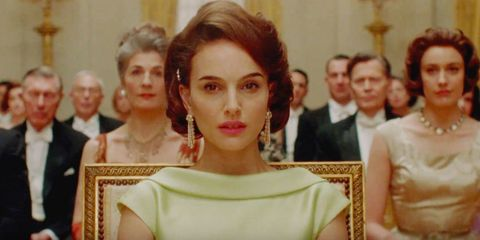 See Natalie Portman As Jackie Kennedy In New Movie - Natalie