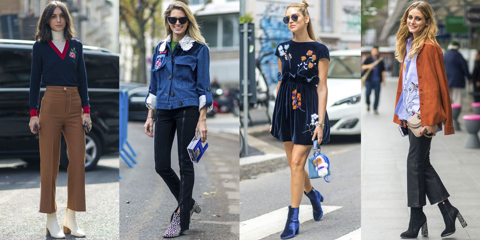 Ankle boots have become the go,to for women everywhere\u2014whether your style  is classic or eclectic, uptown or downtown\u2014they add just the right amount  of cool